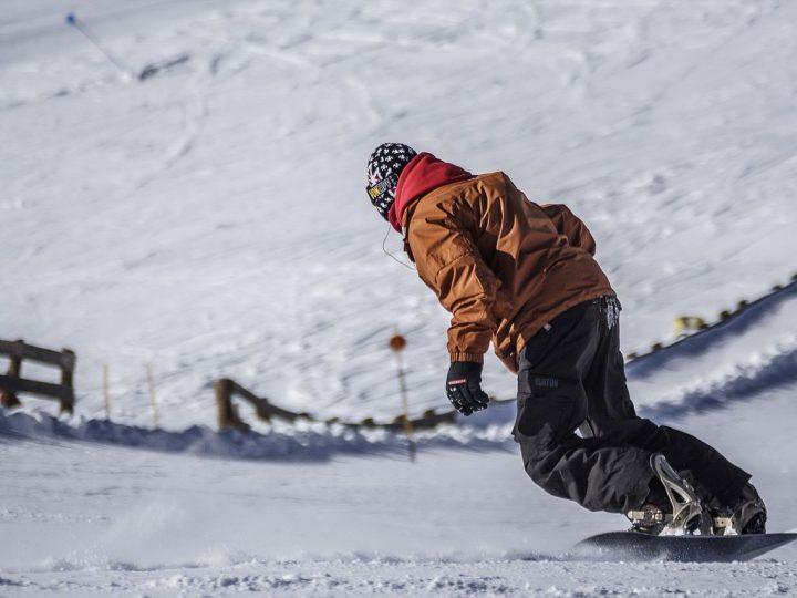 Empezar en el mundo del snowboard